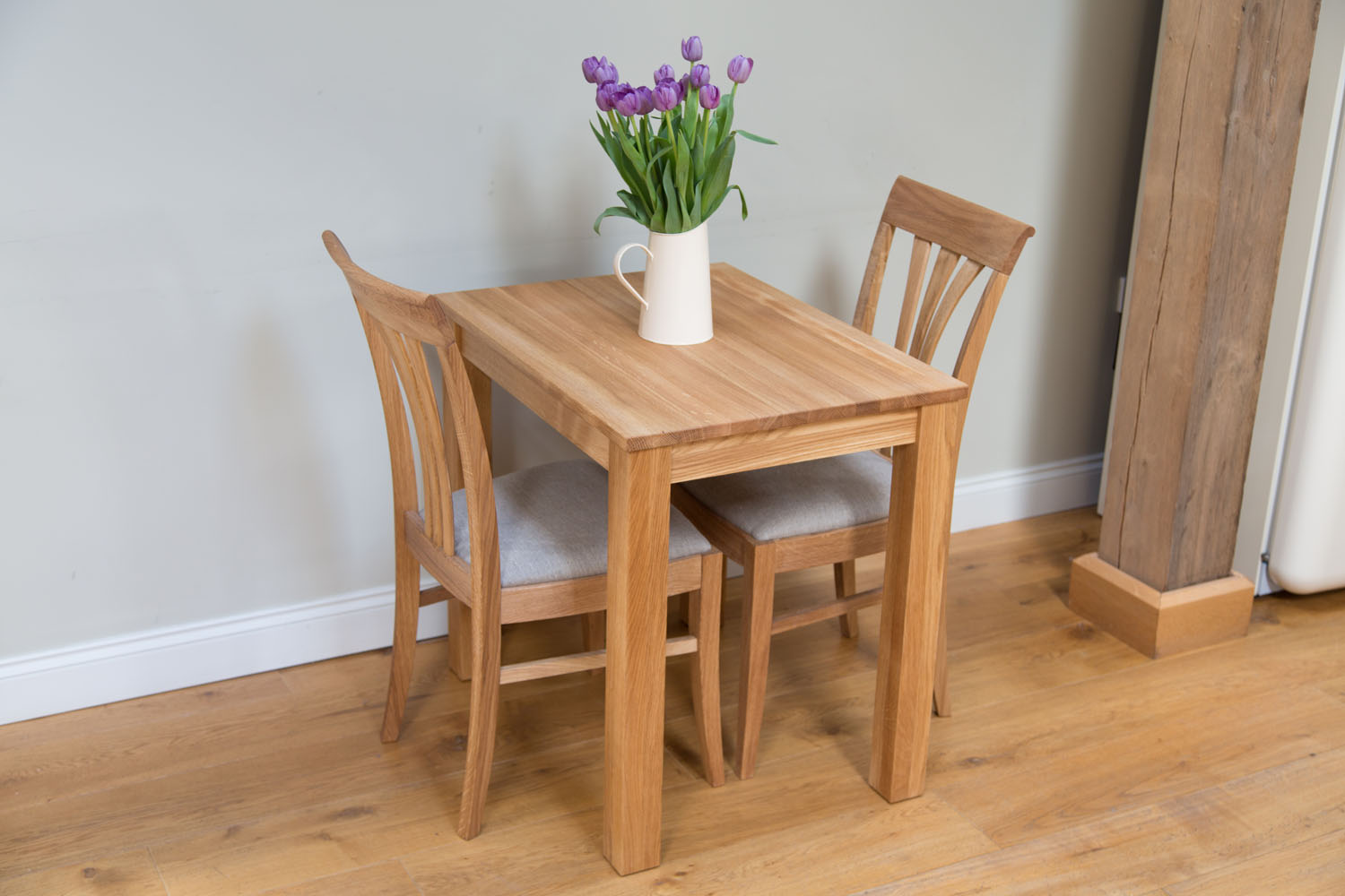 small solid oak dining table cheap 2 seater kitchen table - Dining Table 2 Seater